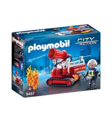 Playmobil - Brandslukningsrobot med vand (9467)