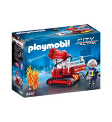 Playmobil - Fire Water Canon (9467)