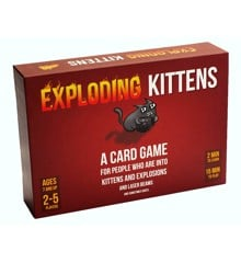 Exploding Kittens - Original Edition