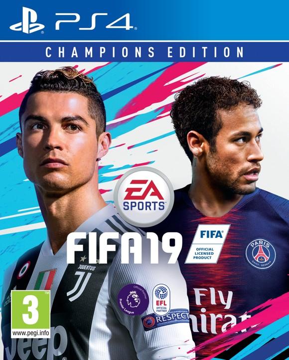 FIFA 19 - Champions Edition (Nordic)