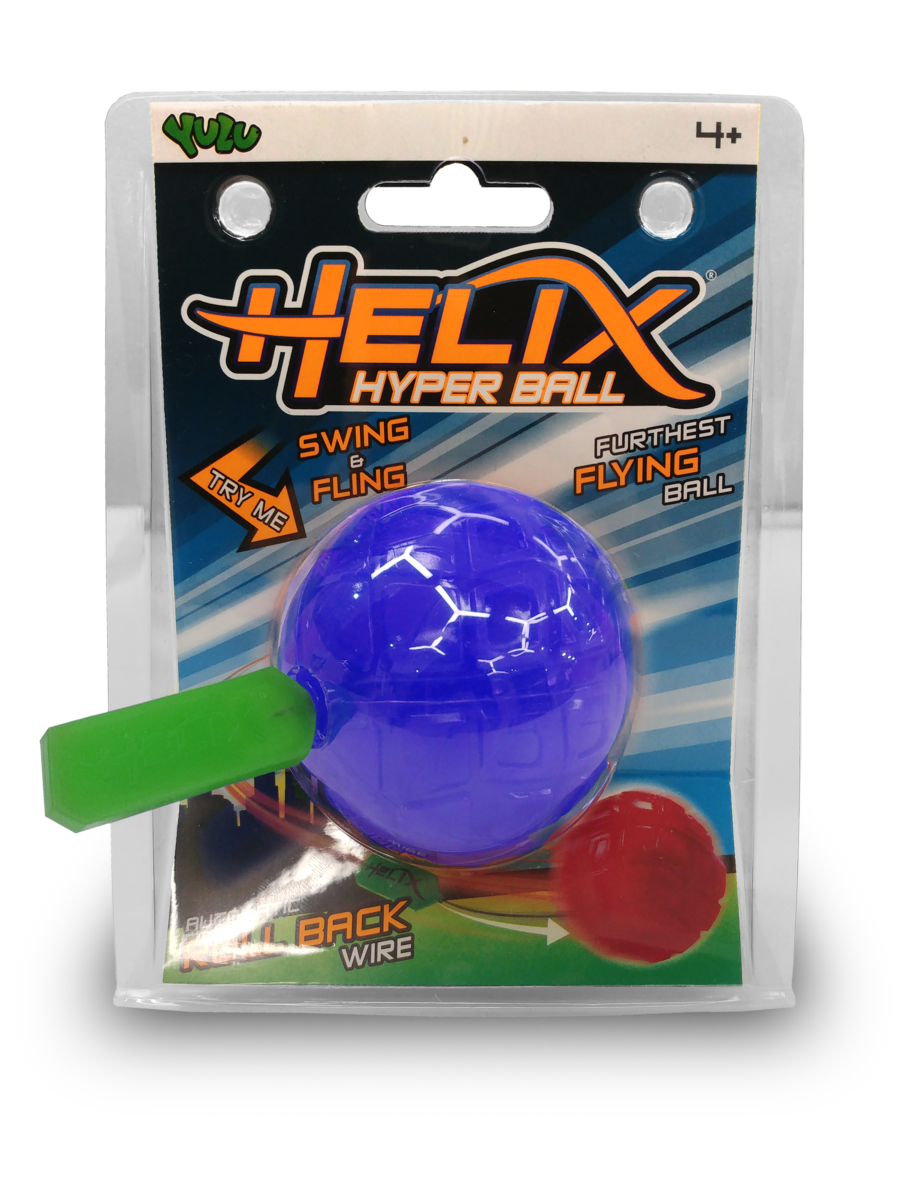 Helix Hyberball - Blue