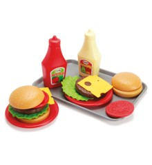 Dantoy - Burger sæt (4670)