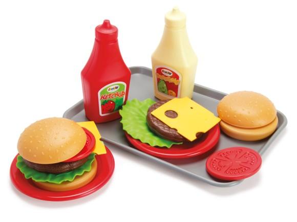 Dantoy - Burger set (4670)