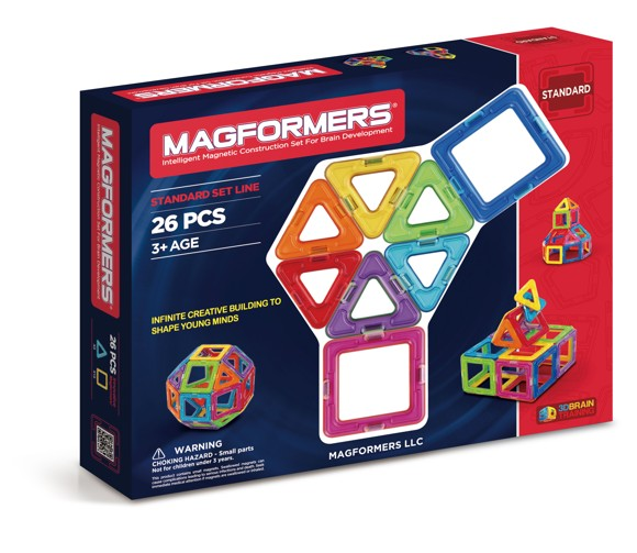 Magformers - Rainbow 26 dele