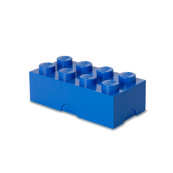 Room Copenhagen - LEGO Lunch Box - Blue (40231731)