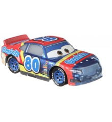 Cars 3 - Die Cast - Metallic Rex Revler (FLM44)