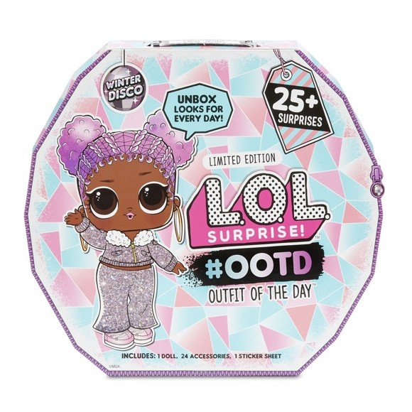 L.O.L. Surprise - Outfit of the Day Advent calender2019