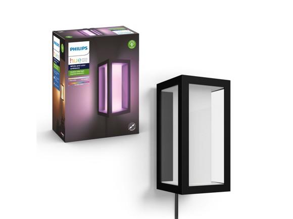 Philips Hue - Impress Udendørs Væglampe - White & Color Ambiance