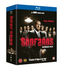 Sopranos, The: The Complete Series (Blu-Ray)