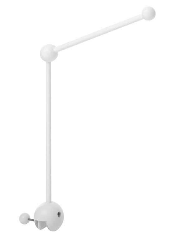 Smallstuff - Wooden Mobile Holder - White
