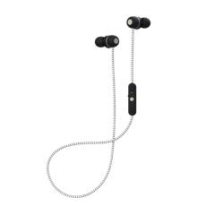KreaFunk - aVIBE Headset - Black/Pale Gold (KFWT52)