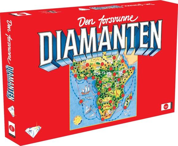 Den Forsvundne Diamanten
