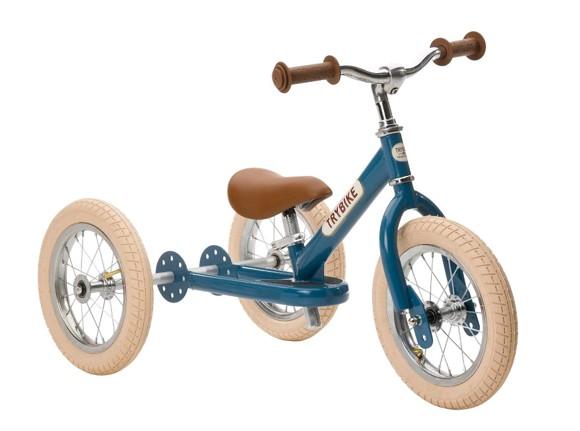 Trybike - 3 Wheel Steel, Vintage Blå