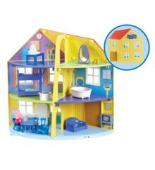 Pipsa Possu - Perheen talo