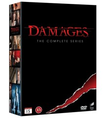Damages: Complete Box - Season 1-5 (15 disc) - DVD