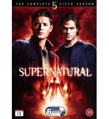 Supernatural: Sæson 5 - DVD