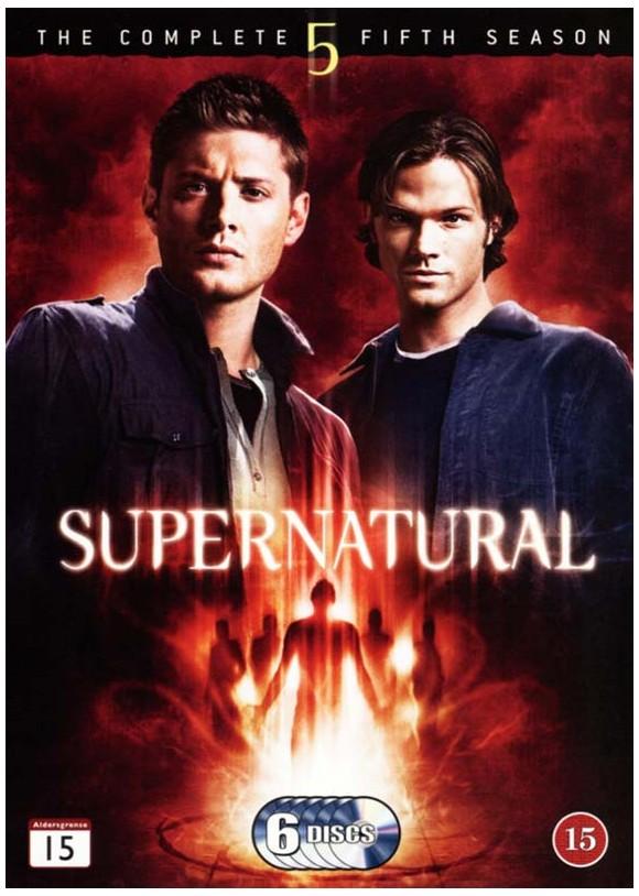 Supernatural: Season 5 - DVD