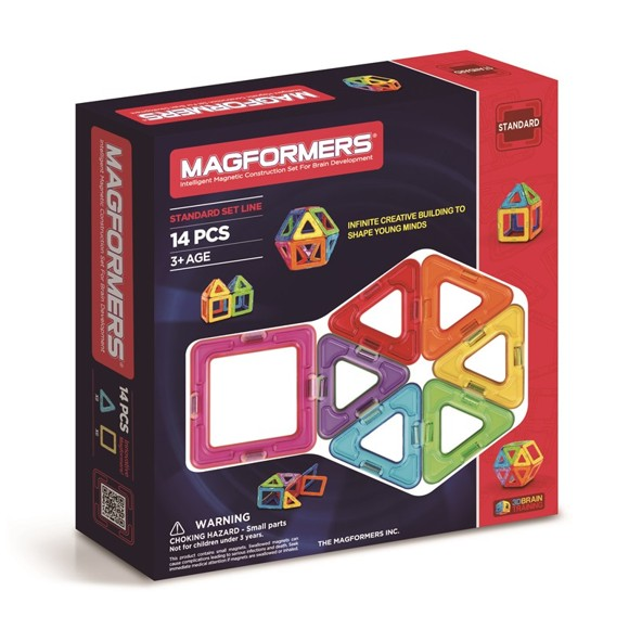 Magformers - Rainbow 14 teilig (274-05)