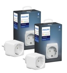 ​Philips Hue - 2xSmart Plug EU Bundle