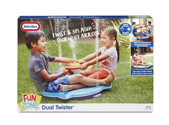 Fun Zone Dual Twister (645815)