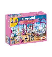 Playmobil - Julekalender - Julebal (9485)