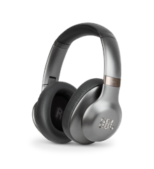 JBL - EVEREST ELITE 750NC Wireless Over-Ear NC headphones Black