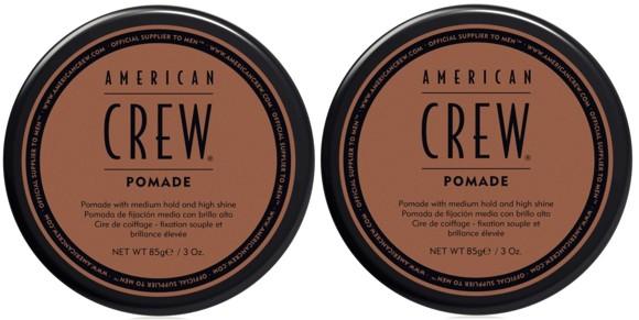 American Crew - 2x Pomade 85 gr.