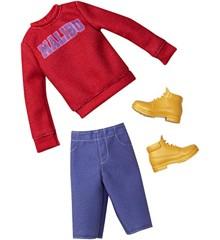 Barbie - Ken Clothes - Malibu (FXJ42)