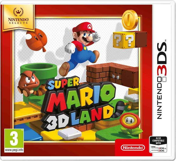 Super Mario 3D Land (Select)