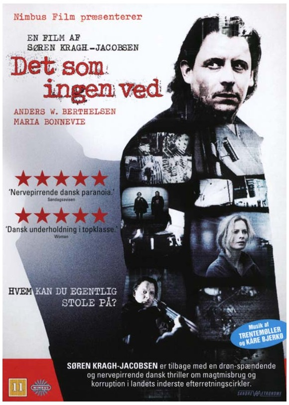 Det som ingen ved - DVD