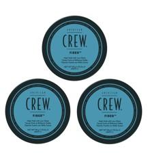 American Crew - 3x Fiber 50 gr.