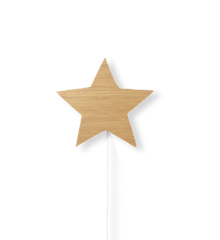 ​Ferm Living - Star Lamp - Olied Oak (100053-208)