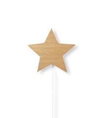 Ferm Living - Star Lampe - Olieret Eg
