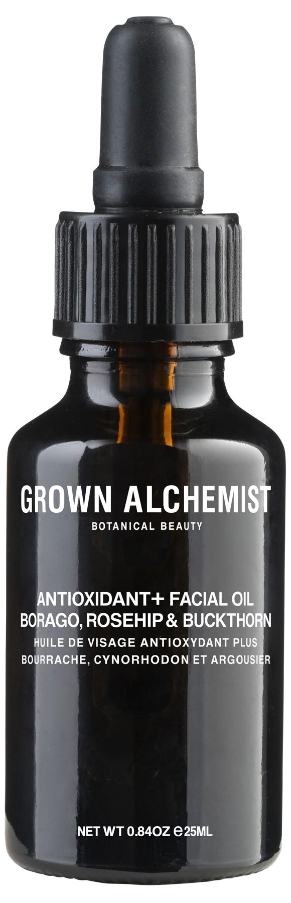 Grown Alchemist - Anti-Oxidant+ Facial Oil: Borago, Rosehip & Buckthorn Berry 25 ml