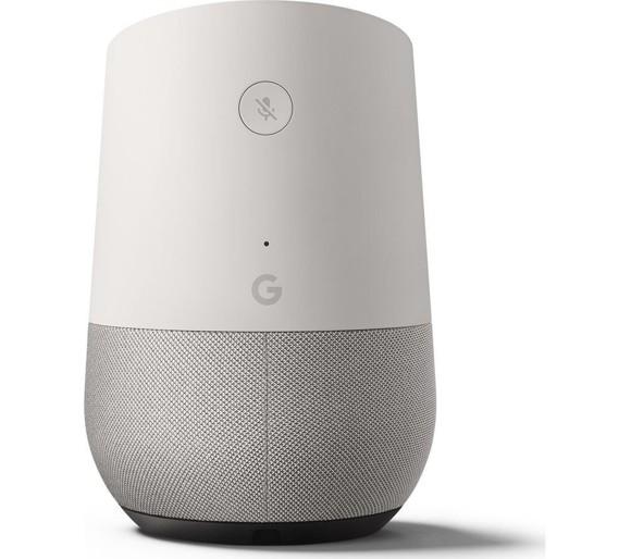 Google Home - Voice Activated Wireless Speaker
