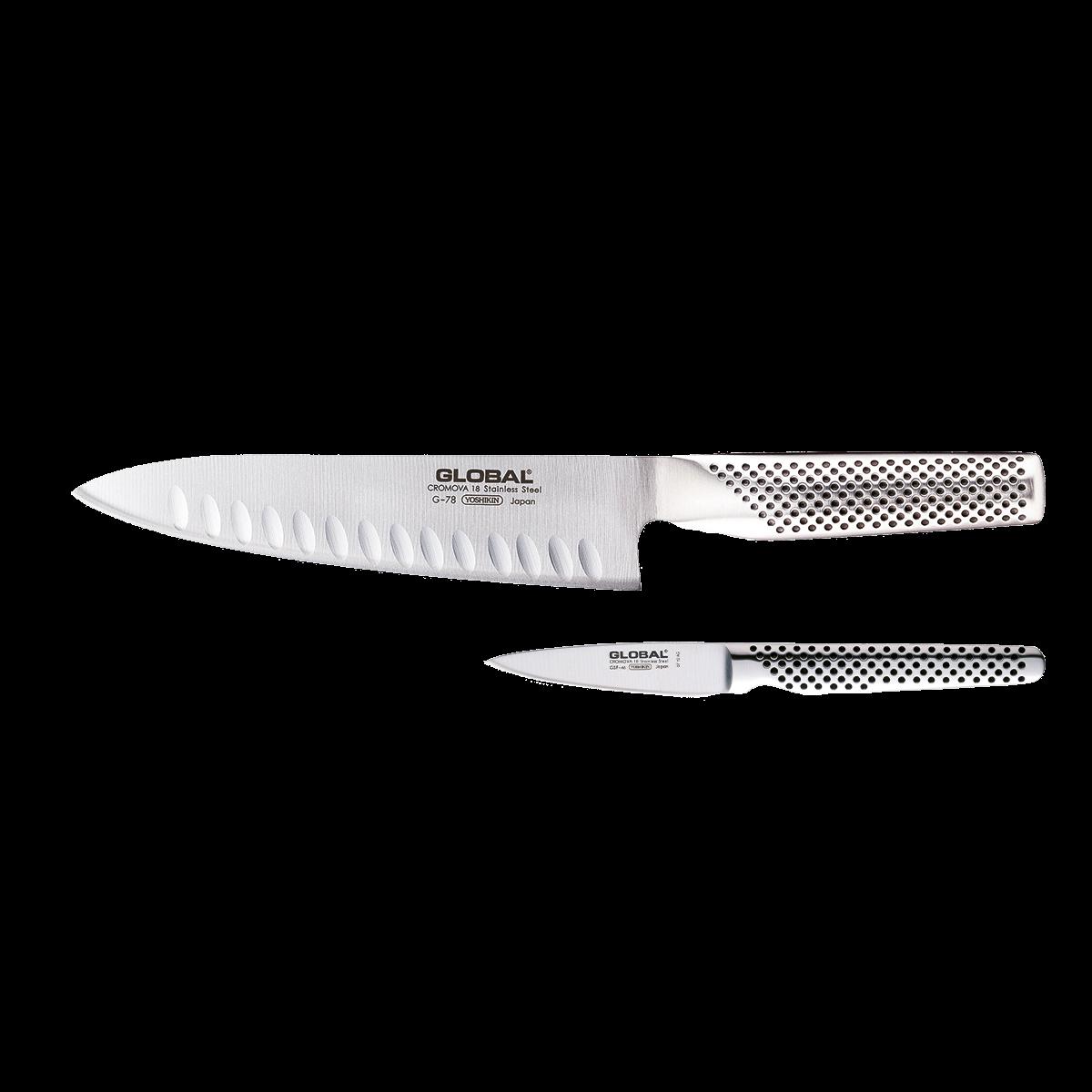 Global - Knife Set G-7846 Of 2 (17560)