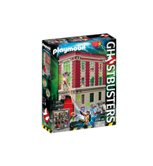 Playmobil - Ghostbusters - Brandstationen (9219)