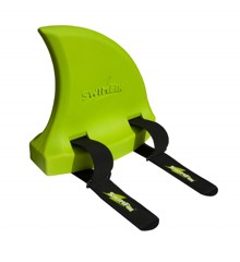 SwimFin - Lime grøn - Svømmebælte til børn