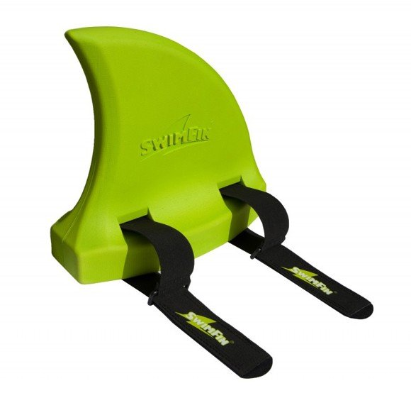 SwimFin - Lime grønn
