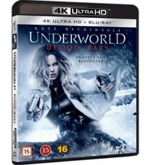 Underworld 5: Blood Wars (4K Blu-Ray)