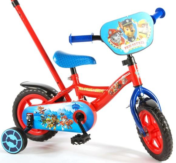 Volare - 10'' Børnecykel - Paw Patrol (2-4 år)