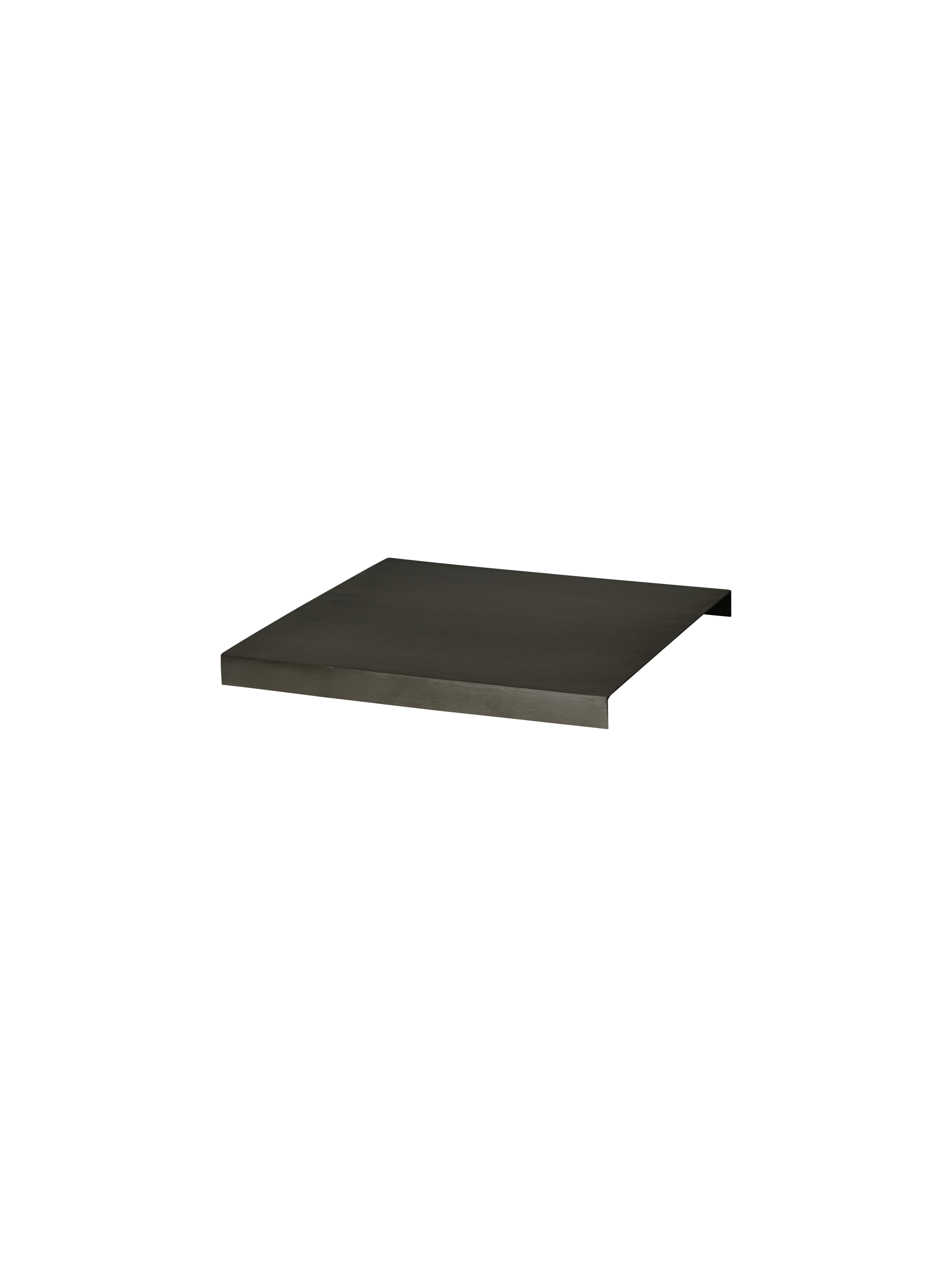 Ferm Living - Tray For Plant Box - Black Brass (5752)