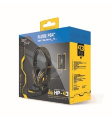 Steelplay Wired Headset HP43 (MULTI)
