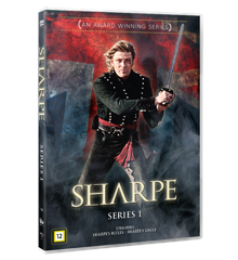Sharpe series 1 -DVD