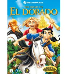 Road To El Dorado, The DVD