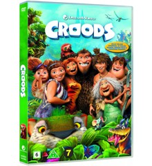 Croods, The DVD