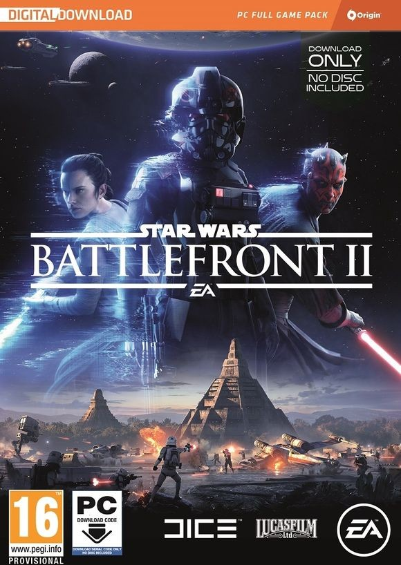 Star Wars: Battlefront II (2) (Code via Email)