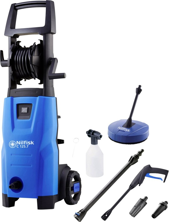 Nilfisk - C-125.7-6 PC X-TRA - High Pressure Washer