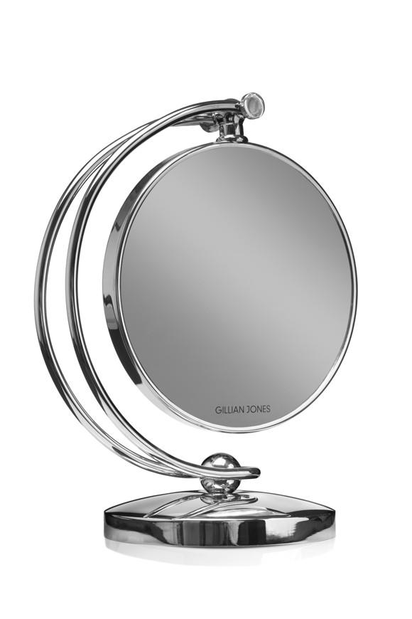 Gillian Jones - Adjustable Metal Stand Mirror x1/x5
