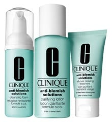 Clinique - Anti-Blemish Solutions 3 Step System